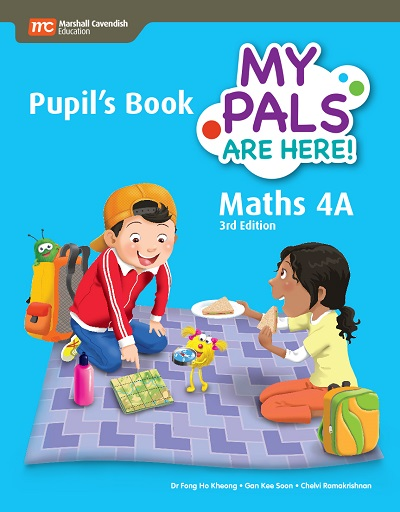 My Pals are Here! Maths Pupil\'s Book 4A (3rd Edition) E-Book Bundle ...